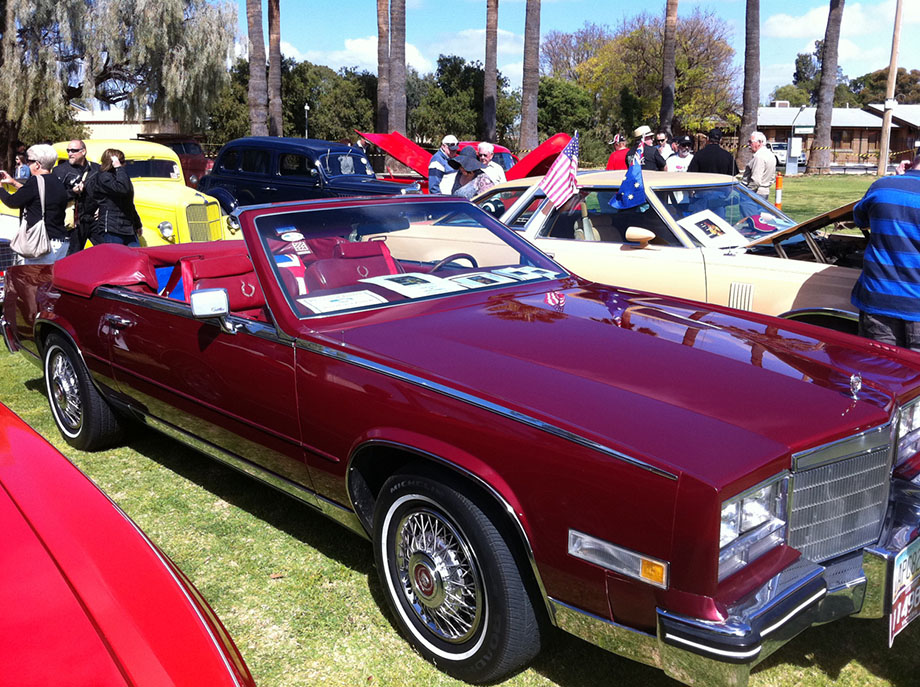 Mildura Car Show 2012 Looking Good