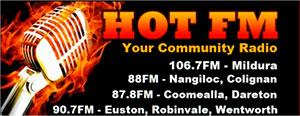 hotFM logo